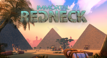 Anunciado Immortal Redneck para Xbox One, un shooter inspirado en DOOM 7