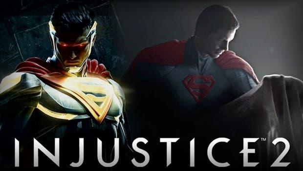 Habrá nueva información de Injustice 2 la próxima semana 1