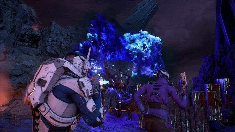 Nuestros primeros minutos de Mass Effect Andromeda en Xbox One 1