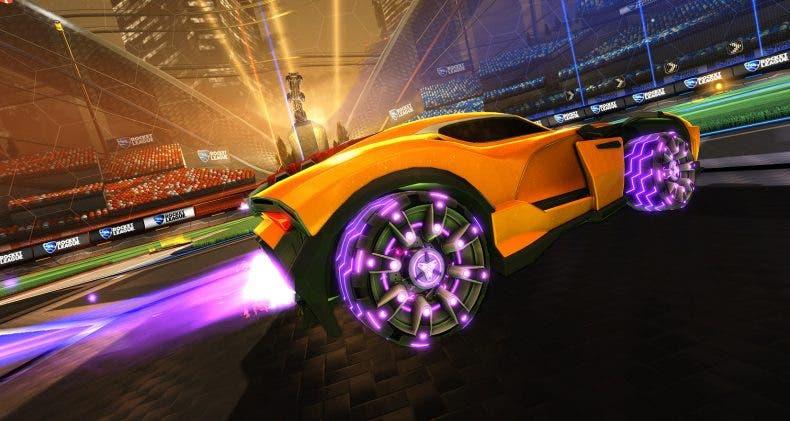 Rocket League recibe un parche con mejoras para Xbox One X y más novedades 1
