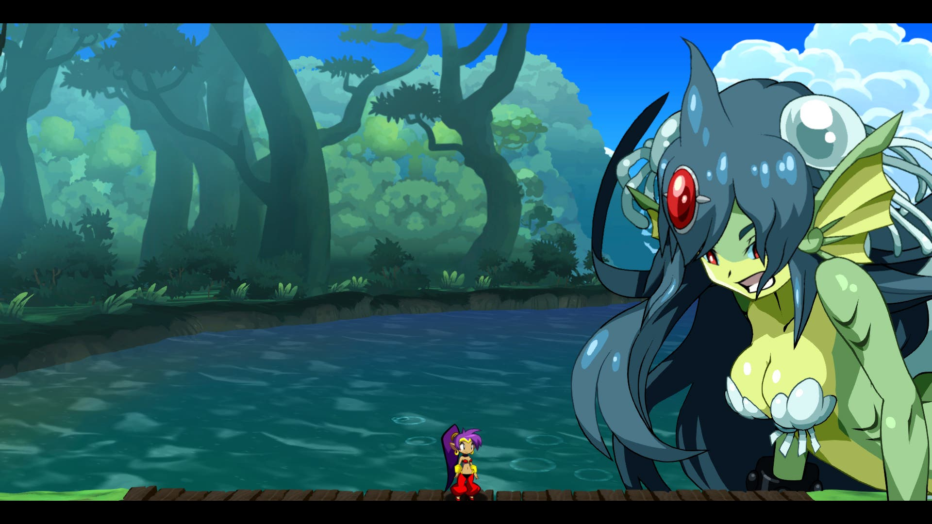 Análisis de Shantae Half-Genie Hero 3