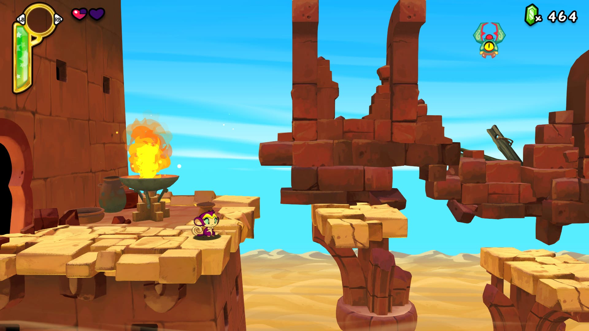 Análisis de Shantae Half-Genie Hero 2