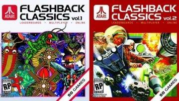 Desvelada la lista final de clásicos Atari para la colección Flashback 8