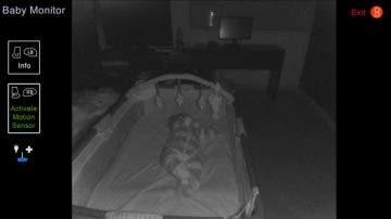 La aplicación para padres, Baby Monitor for Kinect, mejora con útiles funciones 1