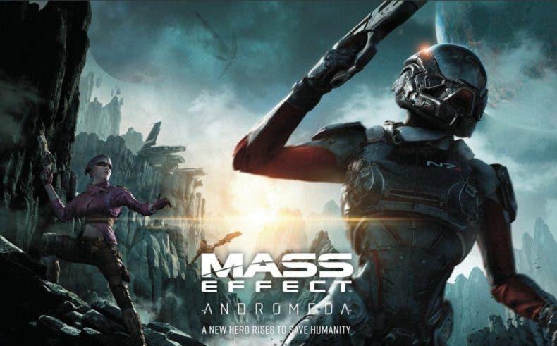 Mass Effect Andromeda: así es la Edición Nomad RC exclusiva de GAME 1