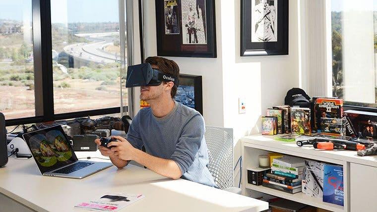 Microsoft Trabajo En Un Gafas Vr Para Competir Con Playstation