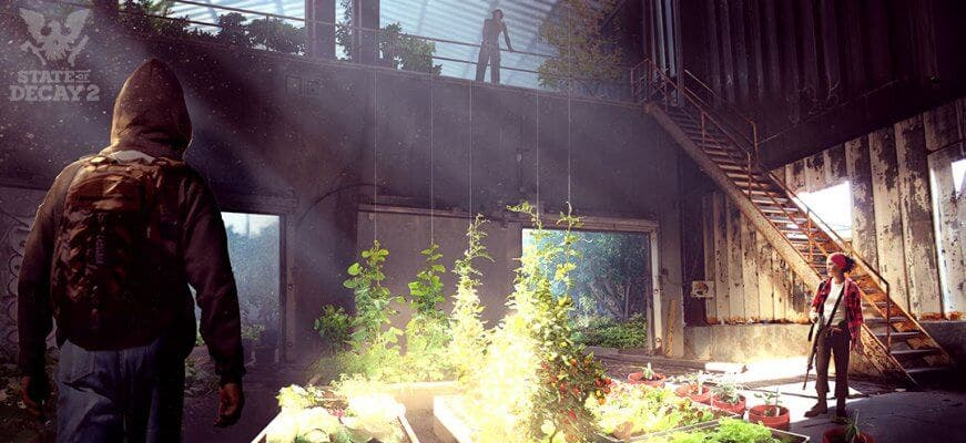 Nuevo arte conceptual de State of Decay 2 2
