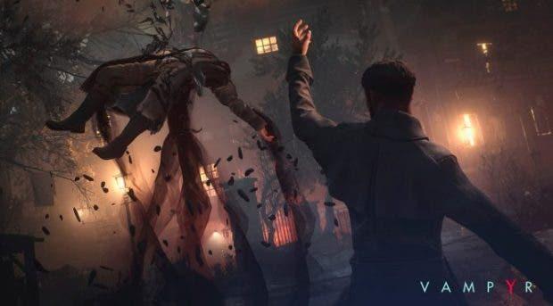 Por fin conocemos la fecha de lanzamiento de Vampyr en Xbox One 1