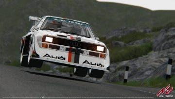 Assetto Corsa da la bienvenida al Audi Sport Quattro S1 6