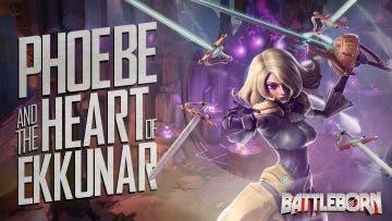 Ya disponible la nueva misión de Battleborn con Phoebe 5
