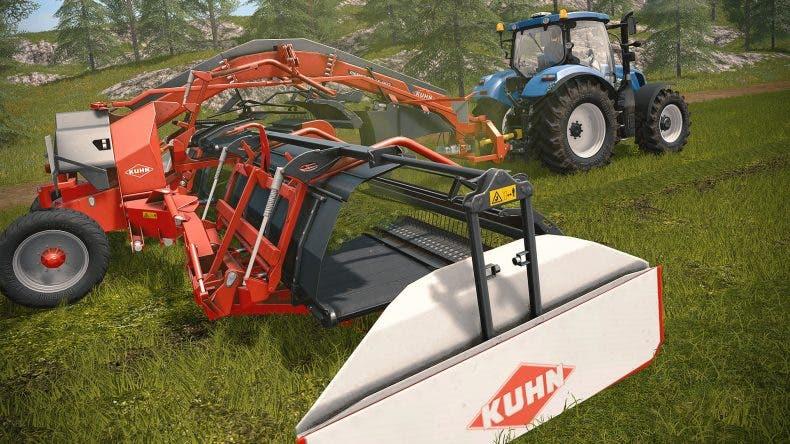 Confirmada la fecha de lanzamiento de la edición Platinum de Farming Simulator 17 1