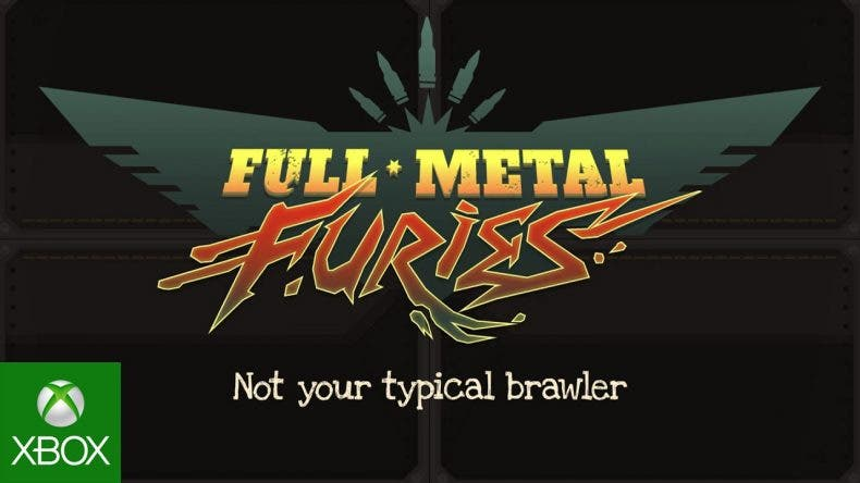 Se presenta Full Metal Furies para Xbox One y Windows 10 1