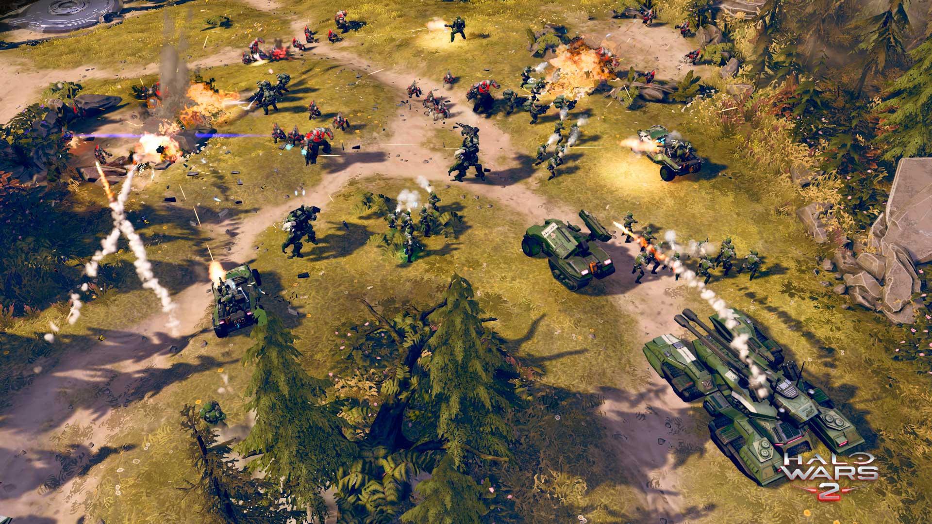 Análisis de Halo Wars 2 en Xbox One y Windows 10 6