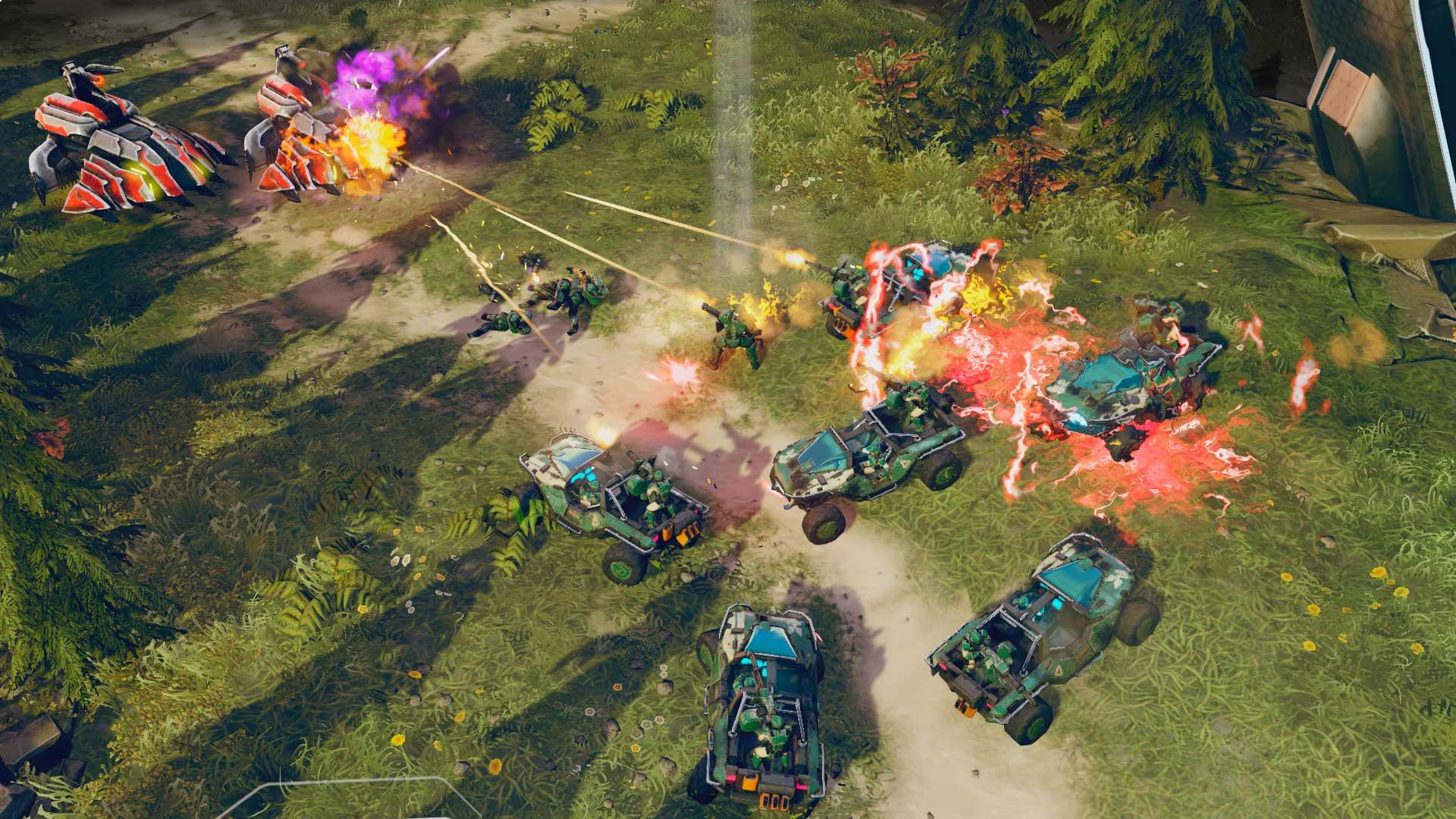 Análisis de Halo Wars 2 en Xbox One y Windows 10 3