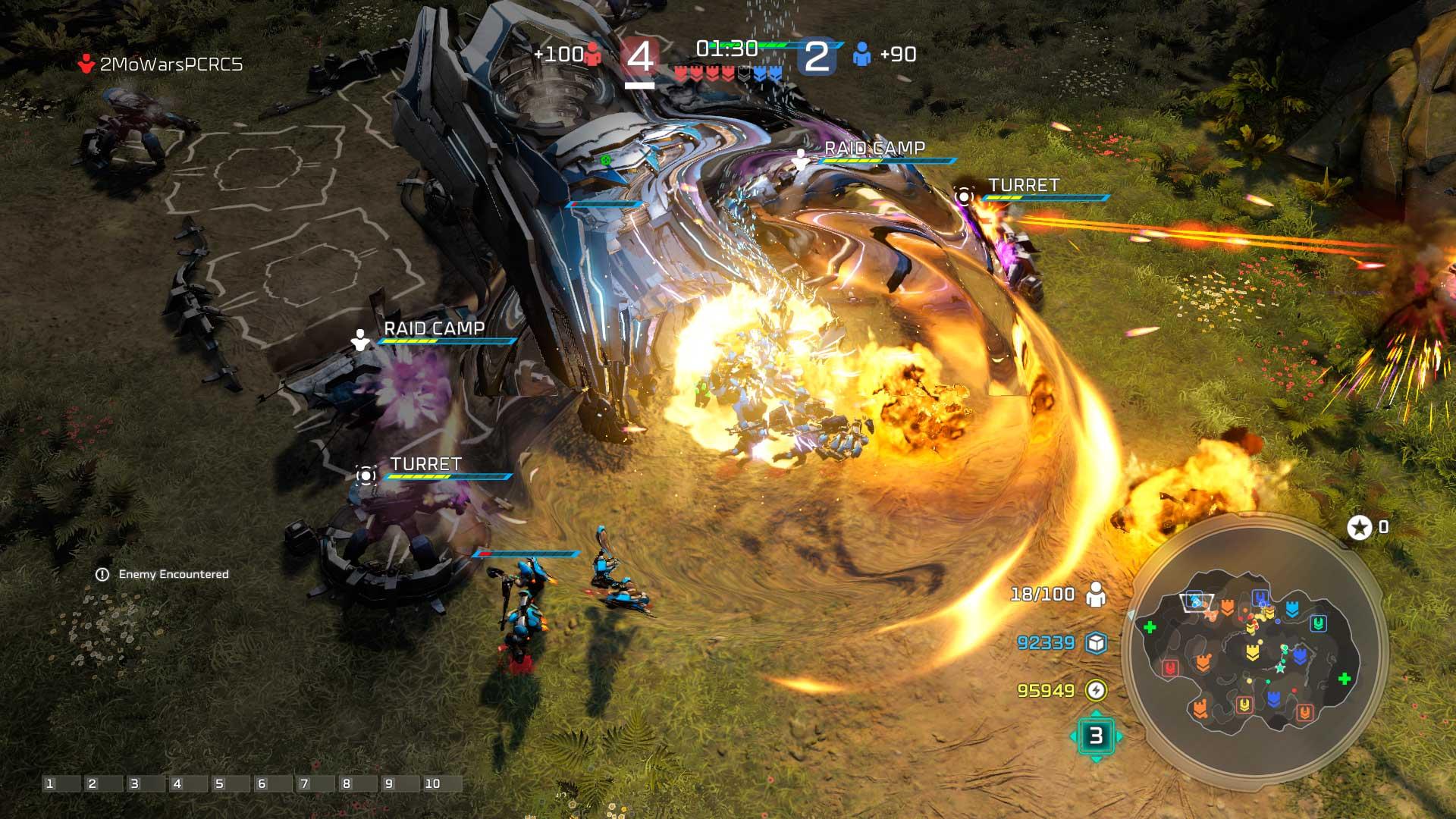 Análisis de Halo Wars 2 en Xbox One y Windows 10 2