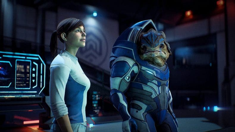 Disponible Mass Effect Andromeda gratis con EA Access 1