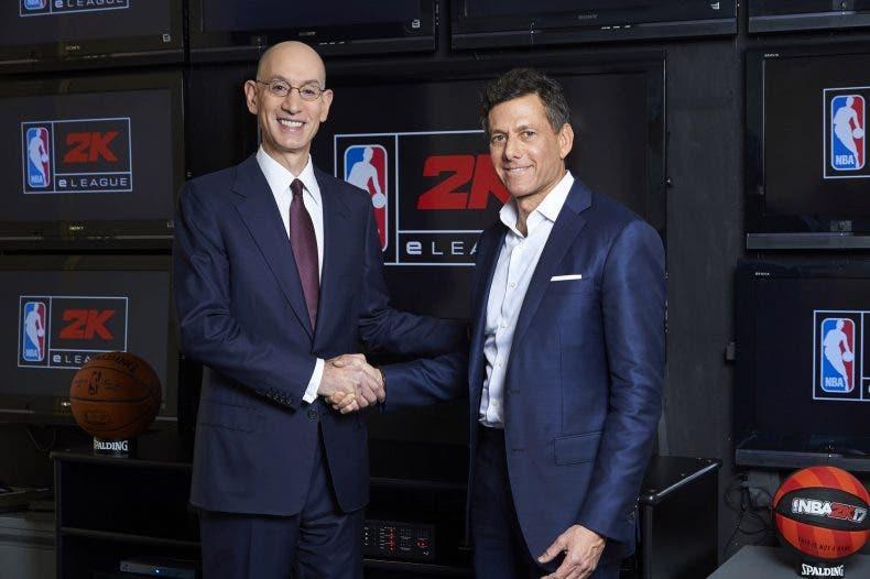 Se crea la primera liga NBA de eSports gracias a Take-Two 1