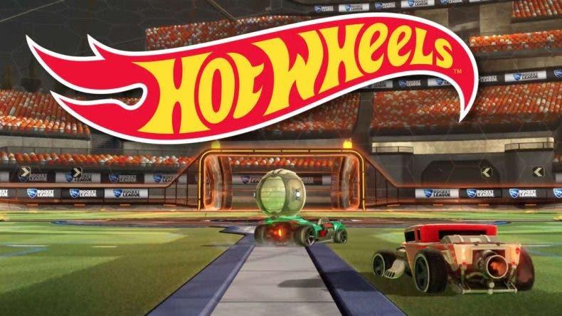 Psyonix se une con Hot Wheels para crear los juguetes Rocket League RC 1
