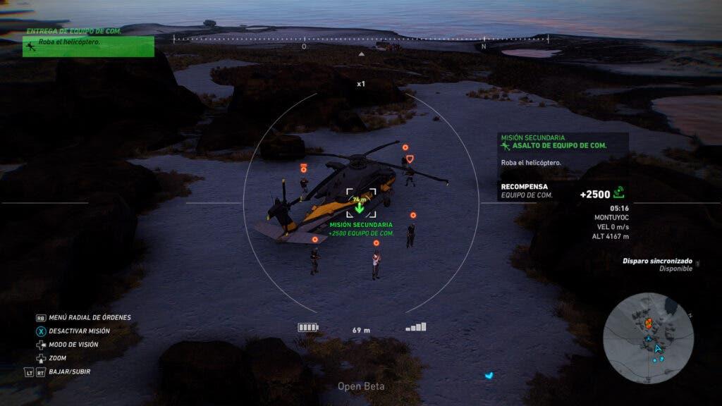 Impresiones de Tom Clancy's Ghost Recon Wildlands 4
