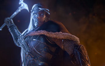 La Tierra Media: Sombras de Guerra en Xbox One X es surrealista 7