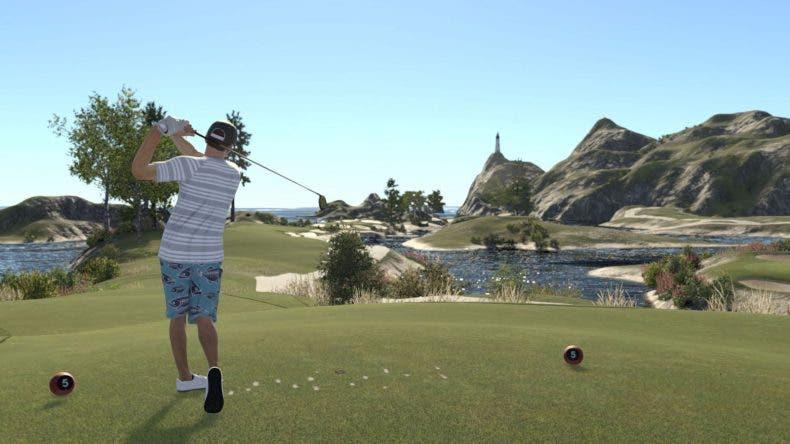 Presentan el primer trailer e imágenes de The Golf Club 2, que llegaría en primavera 1