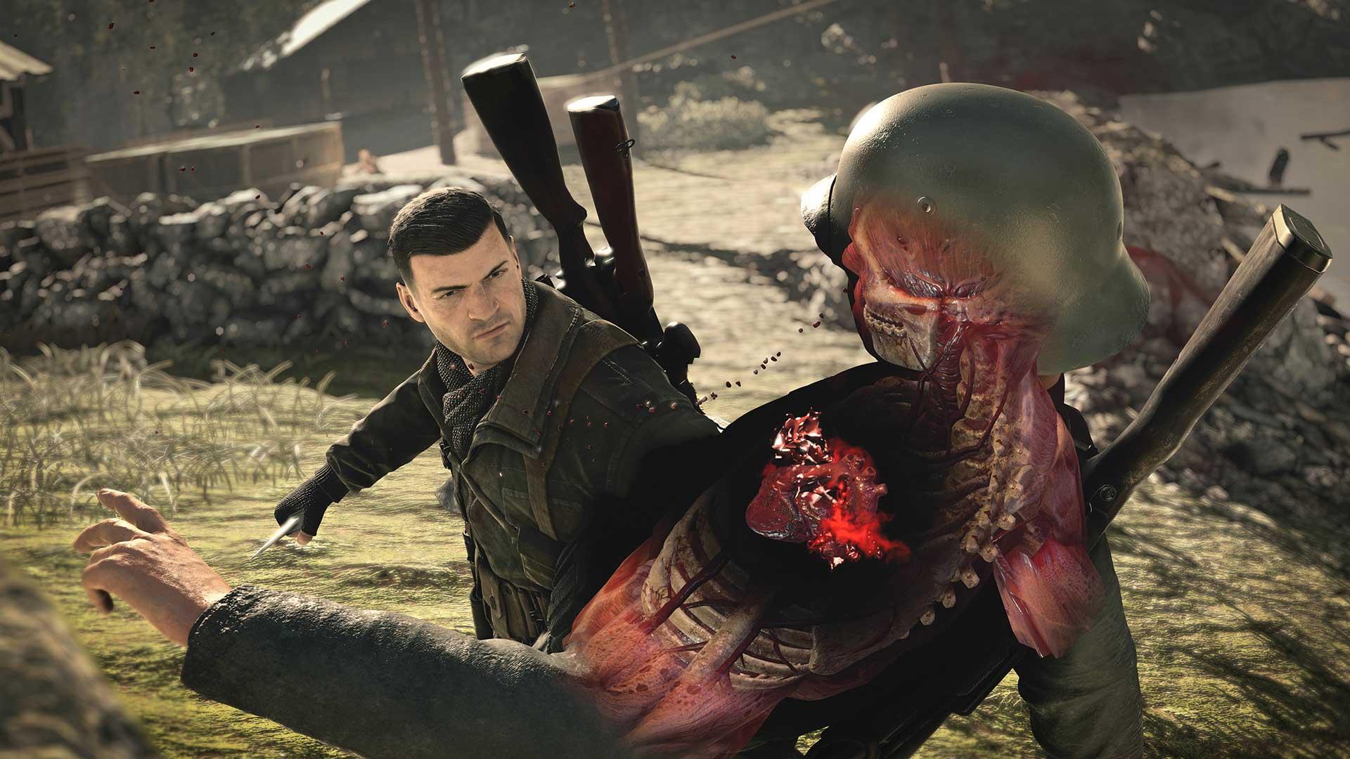 Análisis de Sniper Elite 4 1