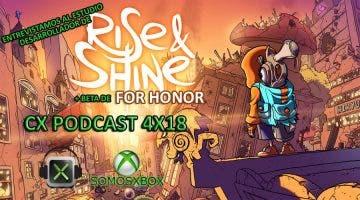 CX Podcast 4x18, hablamos de For Honor, Rainbow Six Siege y con SuperMegaTeam 1