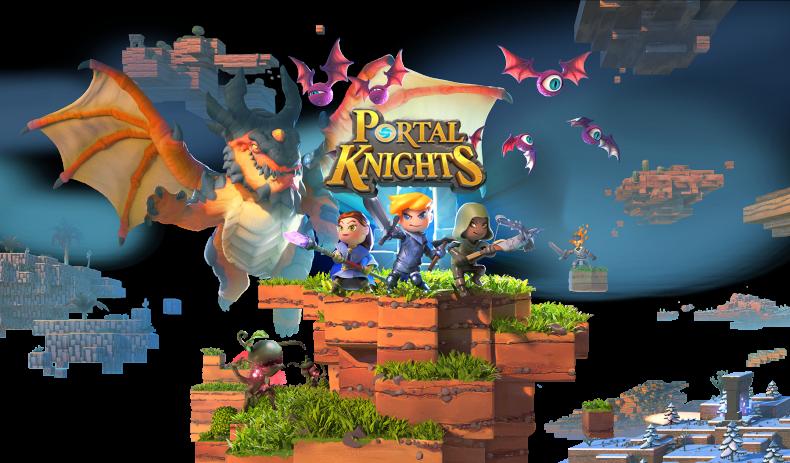 Se estrena la demo de Portal Knights de cara a su lanzamiento 1