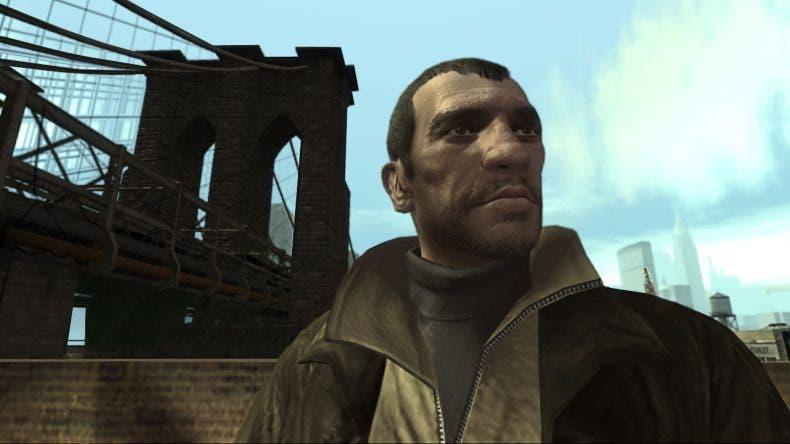 GTA IV en Xbox One X mejora, pero no lo suficiente 1
