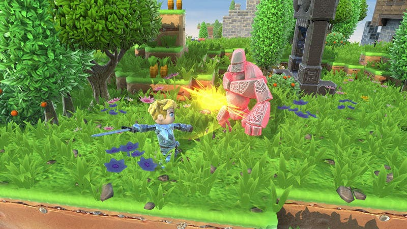 Avance de Portal Knights, lo nuevo del equipo de Terraria 3