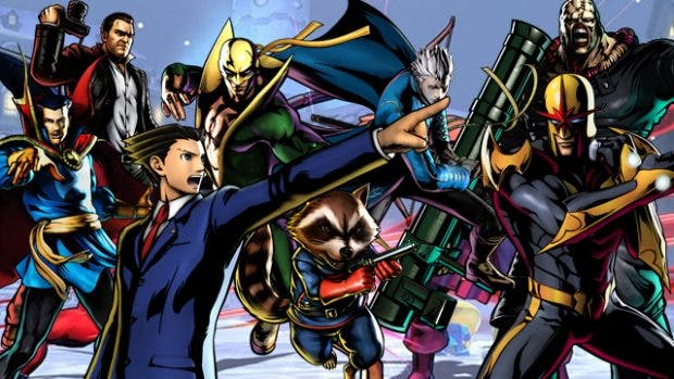 Ya podemos reservar Ultimate Marvel vs Capcom 3 en Xbox One 1