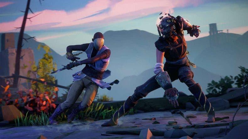 La aventura de lucha, Absolver, confirma su llegada a Xbox One 1