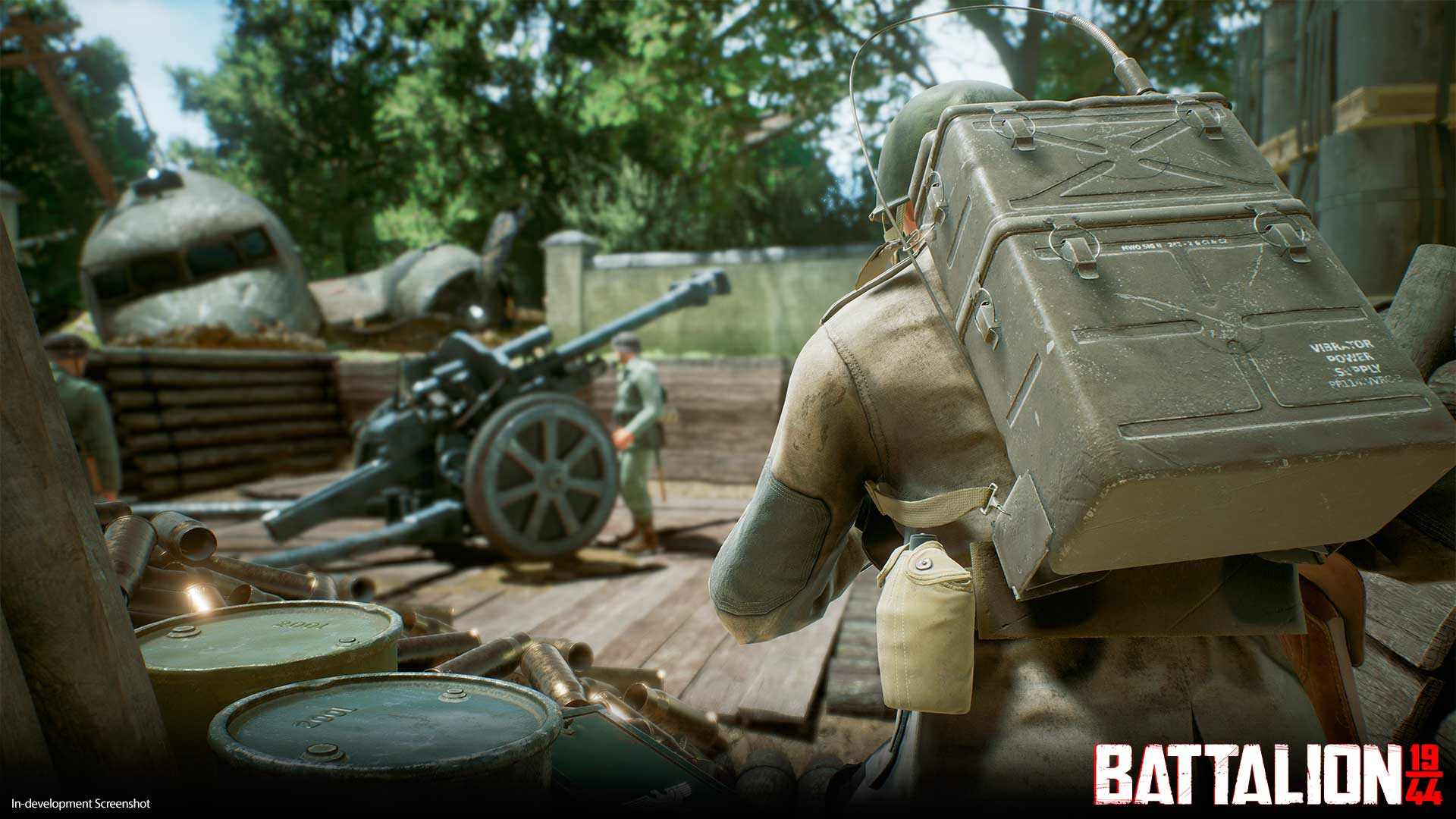 Battalion 1944 llegará de la mano de Square Enix y tenemos primeras imágenes 2