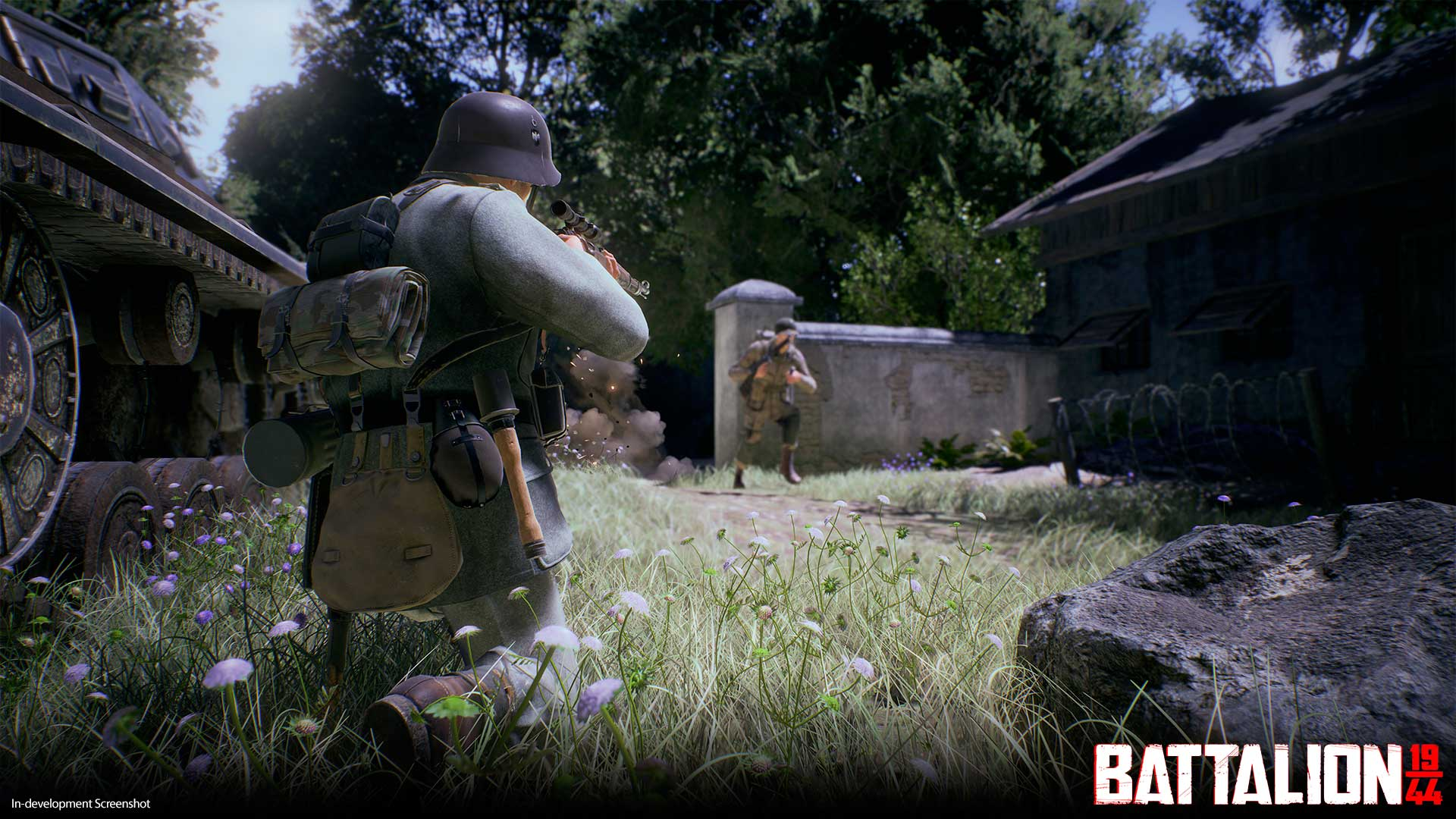 Battalion 1944 llegará de la mano de Square Enix y tenemos primeras imágenes 3