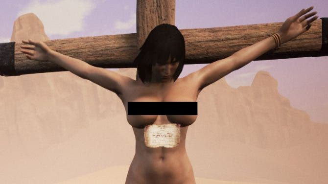 No habrá desnundos integrales en Conan Exiles en Xbox One 1