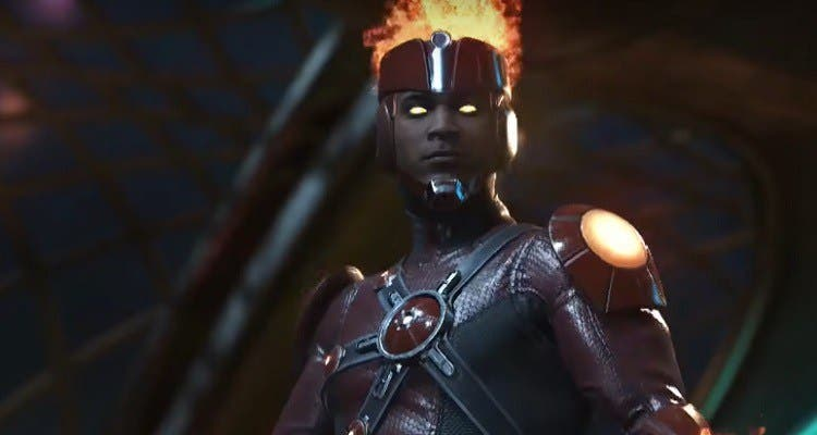 Se confirma Firestorm en Injustice 2 con un nuevo vídeo 1
