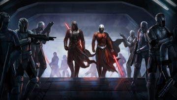 Los clásicos Star Wars: Caballeros de la Antigua República verían la luz en consolas este año 2