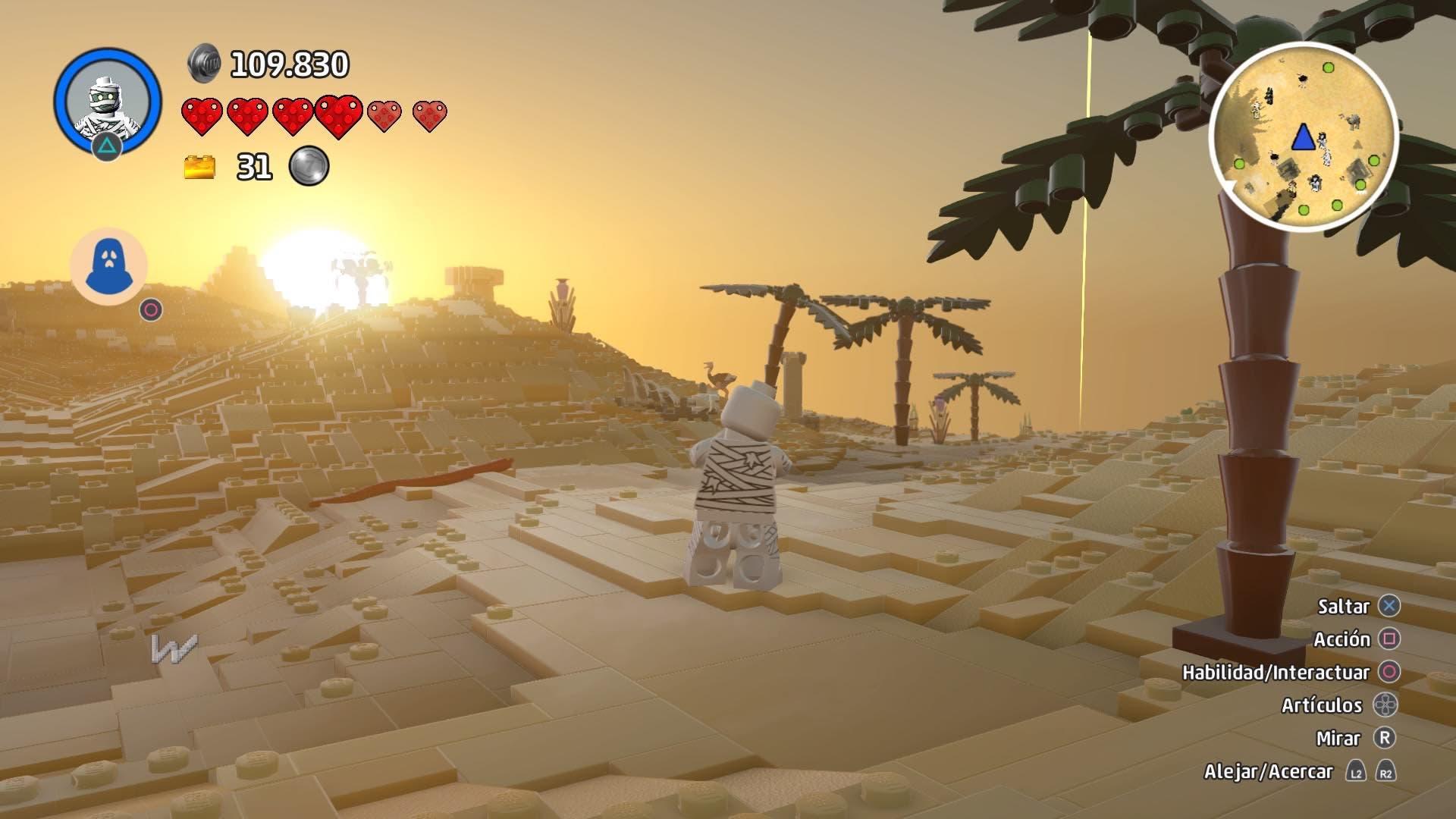 Análisis de LEGO Worlds - Xbox One 2