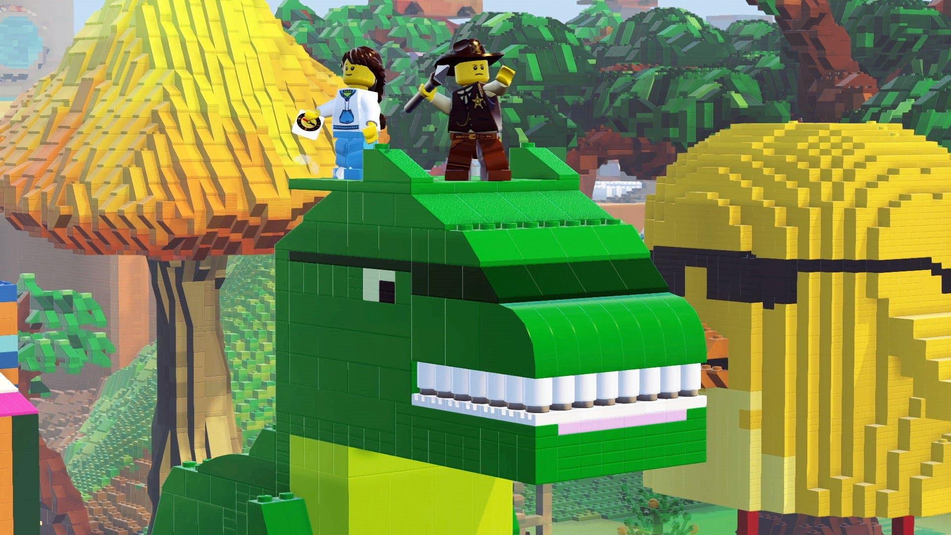 Análisis de LEGO Worlds - Xbox One 4