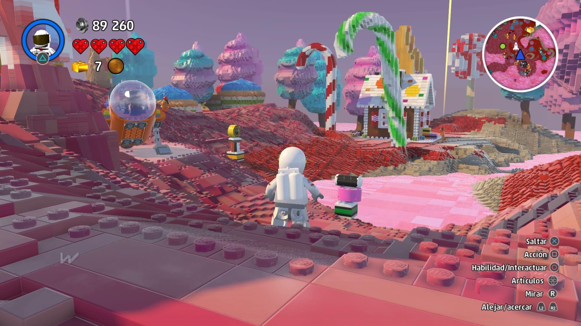 Análisis de LEGO Worlds - Xbox One 1