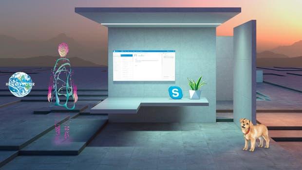 Microsoft presenta la Realidad Virtual combinada con Realidad Aumentada 1