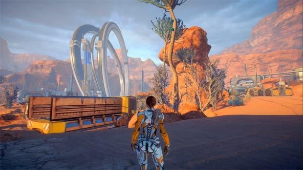 Análisis de Mass Effect: Andromeda - Xbox One 5