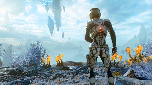 Análisis de Mass Effect: Andromeda - Xbox One 3