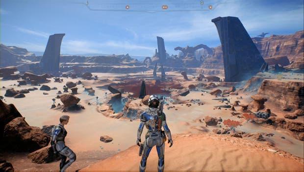 Análisis de Mass Effect: Andromeda - Xbox One 6