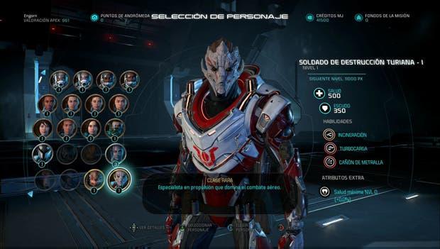 Análisis de Mass Effect: Andromeda - Xbox One 8