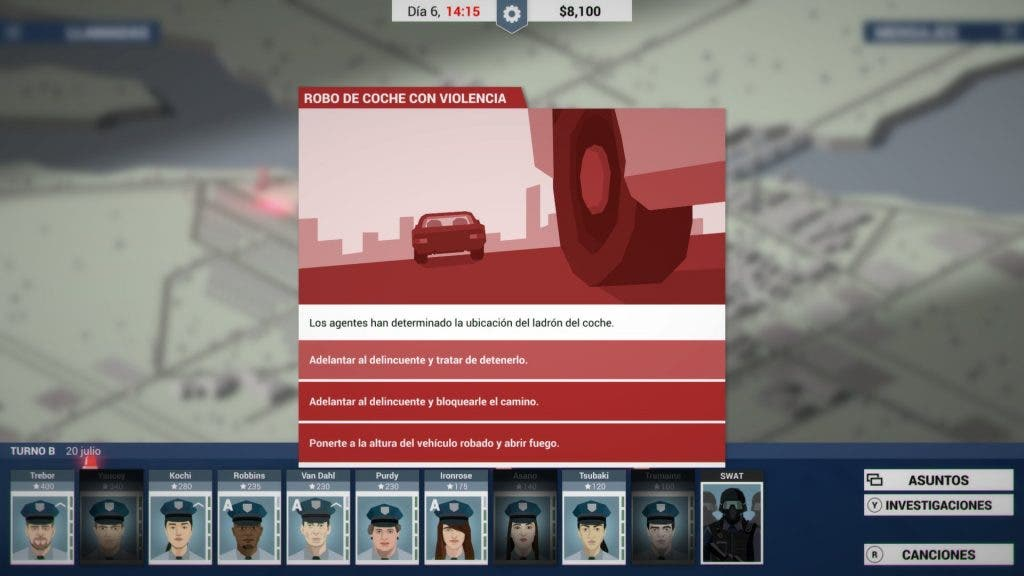 Análisis de This is the Police - Xbox One 3
