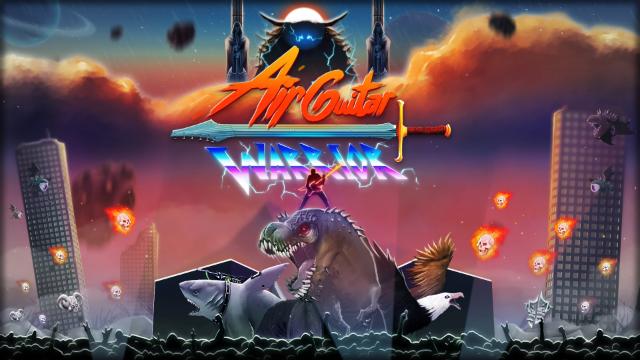 Desata tu poder rockero con Air Guitar Warrior, el nuevo juego de Kinect 1
