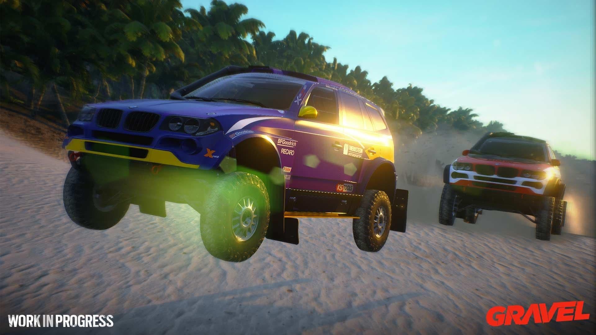 Análisis de Gravel - Xbox One 9