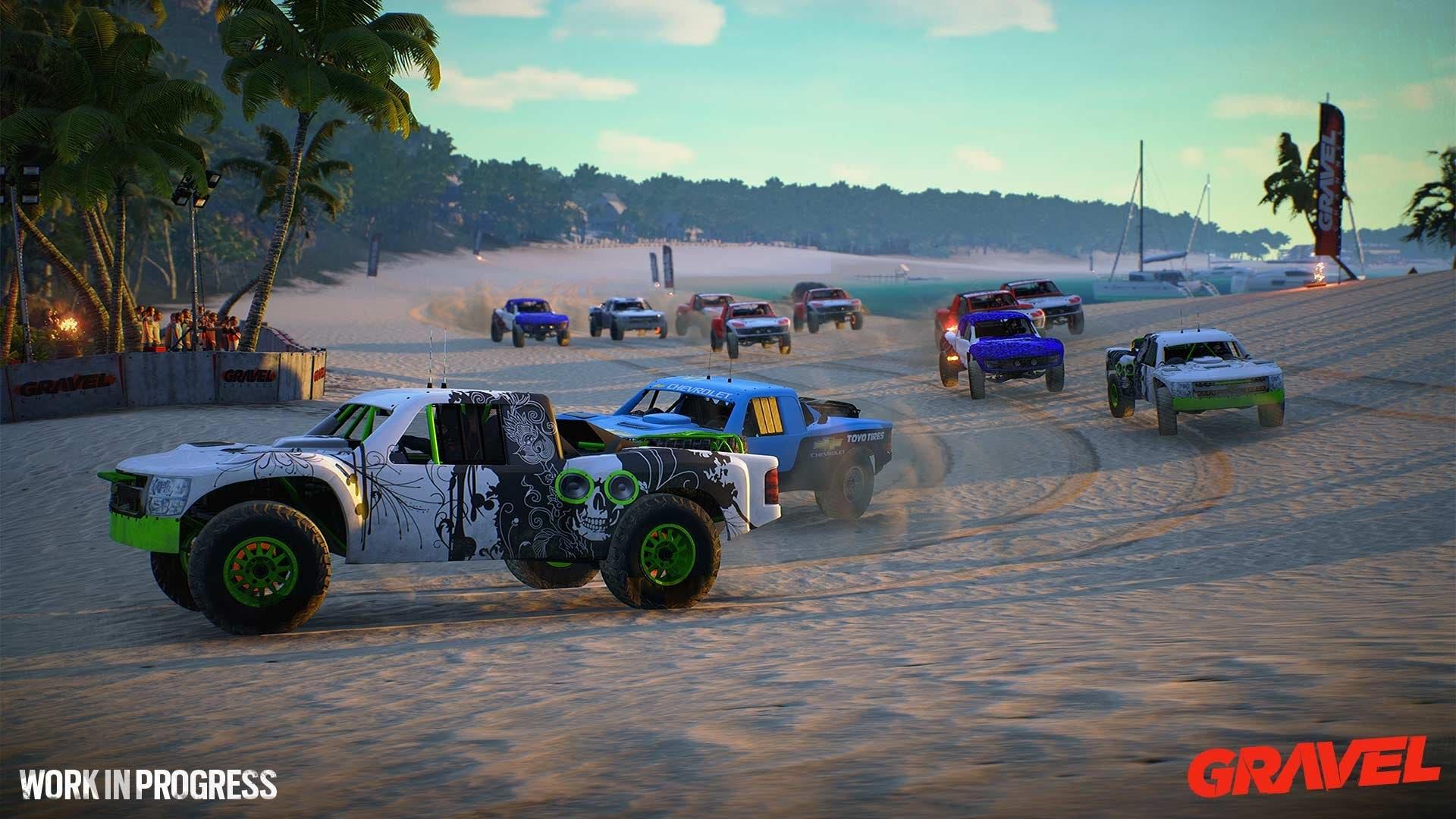 Análisis de Gravel - Xbox One 3