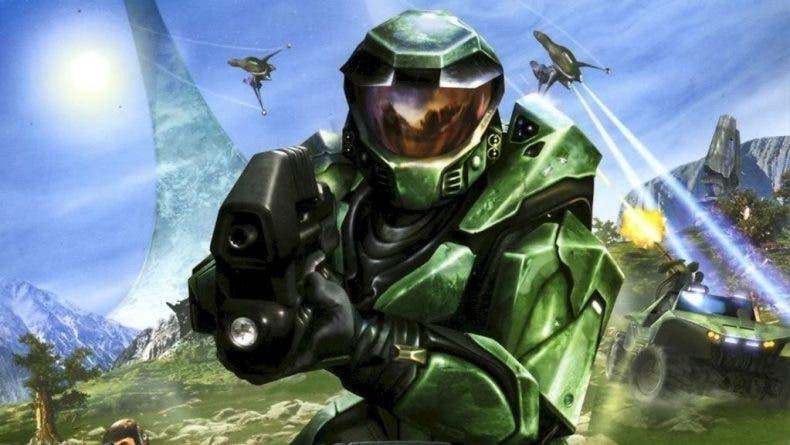 Un bonito homenaje al Halo original en Halo 5: Guardians 1